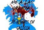 No a las granjas de visones en Galicia. Facebook.