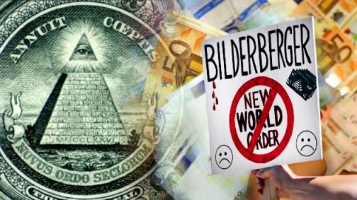 Club Bilderberg. Fuente periodismoalternativoblog.wordpress.com.