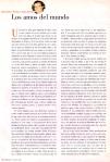 Columna original de 'El Semanal' donde se publicó el artículo de Pérez Reverte. 15 nov. 2008. Xlsemanal.finanzas.com.