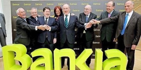 Creación de Bankia. Fuente: Avaaz.org.