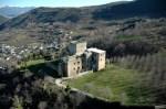 El castillo de Corullón, en El Bierzo. Ayuntamiento.org. Foto: Juan Cedrón.