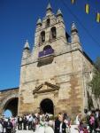 Fiestas del Santo Cristo en Villar de los Barrios. 14 sept. 2009. Foto: Enrique L. Manzano.