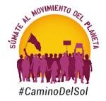 Logo. 'Camino del Sol'. ANPIER. Dinamotecnica.blogspot.com.es.