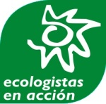 Logo. Ecologistas en Acción.