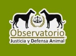 Logo. Justicia y Defensa Animal. Justiciaydefensaanimal.es.