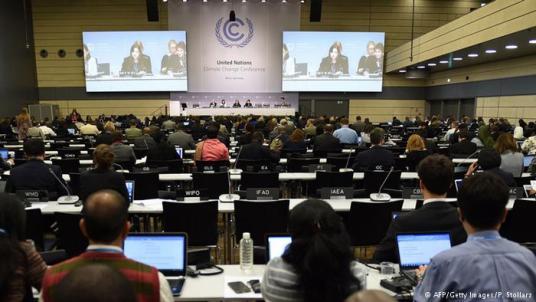 Reunión preparatoria de la COP21 en Bonn. Dw.com. Afp.