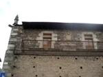 Una casona nobiliaria en Villar de los Barrios. 2009.