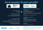 Foro de Encuentros 'Un pálido punto azul'. León, 16-23 oct. 2015.