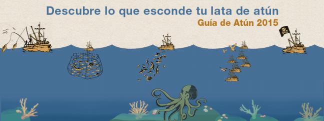 Guía de atún. 2015. Greenpeace.org.
