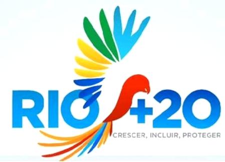 Logo. Cumbre de la Tierra 'Río + 20'. Río de Janeiro, 20 - 22 jun. 2012.