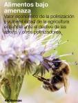 Los manzanos dependen en gran medida de las abejas para su polinización. 2015. Greenpeace.org.