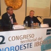 """Francisco Sosa Wagner en el II Congreso Territorial del Noroeste: """"Estamos al borde de la desintegración de España"""""""