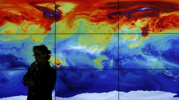 El acuerdo sobre el clima alcanzado en París es el primero vinculante a nivel planetario. París, 9 dic. 2015.