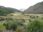 Valle en Sosas de Laciana inmediato a la mina de 'El Feixolín'. 1 sept. 2011. Foto Enrique L. Manzano.