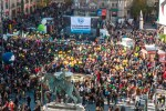 Marcha Global por el Clima. Madrid, 29 nov. 2015. Avaaz.org.