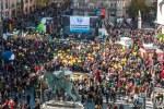 Marcha Global por el Clima. Madrid, 29 nov. 2015. Avaaz.org.