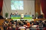 Cosmos. Acto público contra la incineración en Ponferrada. 22 jun. 2011. Foto: Manuel Gómez.