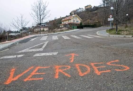 Amenazas a los Verdes en Laciana. 2011.