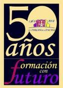 Cartel IESVE. 50 aniversario. Ponferrada. Fuente: unecologistaenelbierzo.wordpress.com.