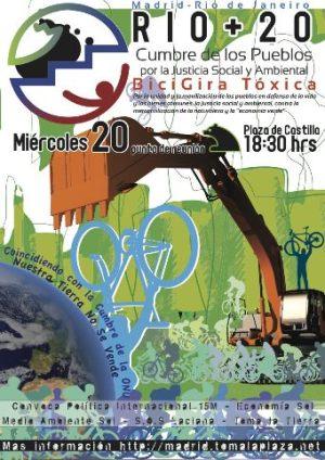 artel. Río + 20. Madrid, 20 jun. 2012.