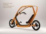 Diseños futuristas para la bicicleta. 2008. Mnkstudio.com.