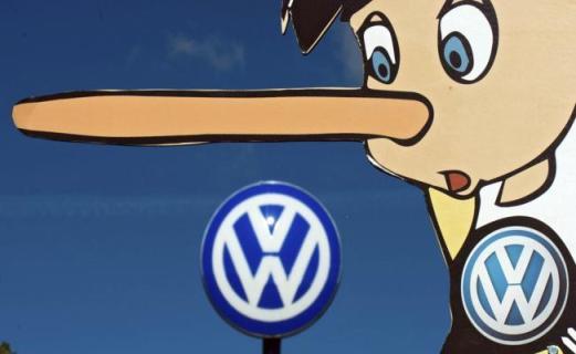 El escándalo protagonizado por Volkswagen está trayéndole graves consecuencias al firma. Eluniversal.com.