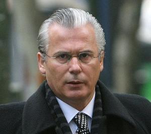 El juez de la Audiencia Nacional, Baltasar Garzón. 2010. Fuente: Facebook.com.