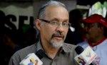 El ministro venezolano del Poder Popular para Ecosocialismo y Aguas, Guillermo Barreto. 2015. Runrun.es.