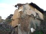 La incuria de diferentes administraciones ha permitido el grave deterioro de la casa de las Carralas, hoy en deplorable estado de conservación. 7 nov. 2012. Foto: Enrique L. Manzano.