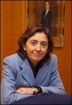 La ministra española Rosa Aguilar. Winne.com.