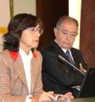 La ministra Rosa Aguilar. Madrid, 2 nov. 2010. Elplural.com.