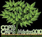 Logo de la COP16. Cancún 2010.