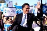 Mitt Romney en Paradise Valley (Arizona) en diciembre 2011 Wikipedia.org. Foto: Gage Skidmore.