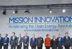 Presentación del programa 'Misión Innovación. 30 nov. 2015. Milenio.com. AP.