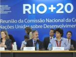 Río + 20. Río de Janeiro. 19 jun. 2012.