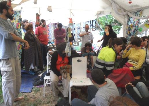 Reunión de cooperativas integrales. Toral de Merayo. 30 jun. 2012. Foto; Enrique L. Manzano.