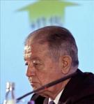 Salvador Gabarró, presidente de Gas Natural-Fenosa. Madrid, 2 nov. 2010. Elplural.com.