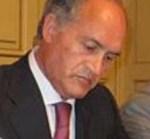 El ex presidente de Caja España y nuevo consejero delegado de Unicaja Banco, Evaristo del Canto. Elsoplon.net.