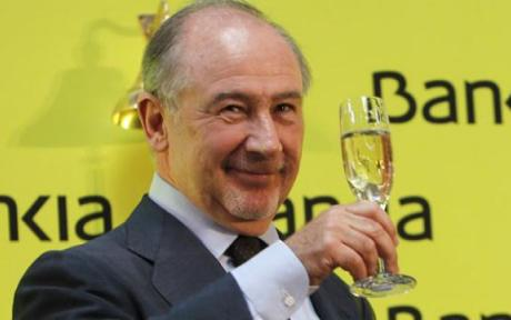 El ex presidente de Bankia, Rodrigo Rato. Fuente: mediavida.com.
