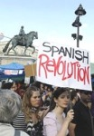 La 'Spanish revolution' se extiende por el planeta. Difusionrebelde.blogspot.com.