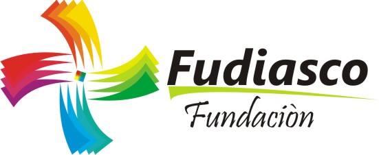 Logo. Fudiasco. Fuente: Fudiascocolombia.es.