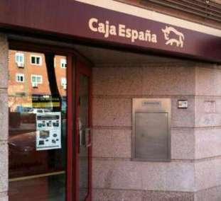 Una oficina de Caja España. Fuente: 20minutos. es.