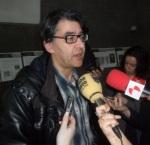 Mariano Sanz de CCOO. IV Jornadas de Otra economía es posible. Ponferrada. 5 febr. 2016. Foto: Enrique L. Manzano.