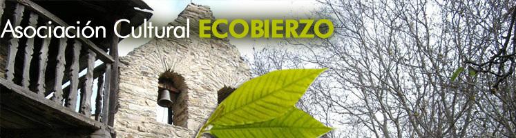 La cabecera de la página web de Ecobierzo.