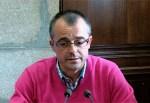 El ex concejal de Acción Social del Partido Popular, Luis Antonio Moreno. Ponferrada, 6 marzo 2013. Bierzotv.com.