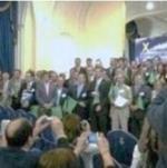 Entrega de los premios 'Bandera Verde'. Madrid, 7 mayo 2010.