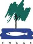 Logo de ADEGA.