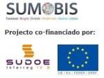 Logos de los patrocinadores del Taller Sumobis. Ponferrada, 2010.