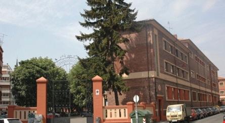 'No al cierre de la Casa del Estudiante de la Universidad de León'. Fuente: Change.org.