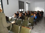 Un momento durante la presentación de SBP-CA. Ponferrada, 21 mayo 2013. Foto: Enrique L. Manzano.